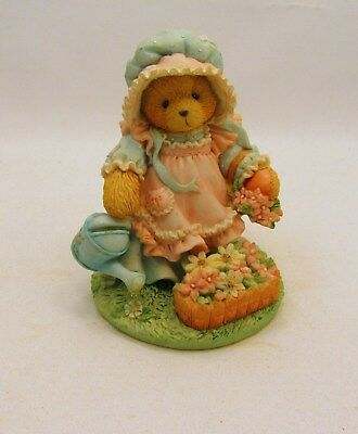 Priscilla Hillman Cherished Teddies Mary, Mary Quite Contrary dated 1993 #626074