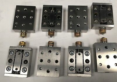 STANDA 7T67-6 - Stainless Steel Translation Stages (8X!)