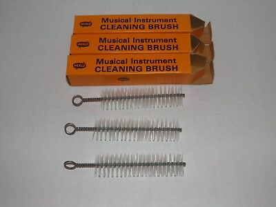 3 New Herco Valve Cleaning Brushes