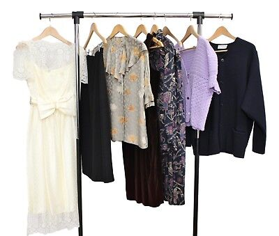 Lot of 8 Pieces Designer Clothing Size 8 Brooks Brothers, Tahari, Searle