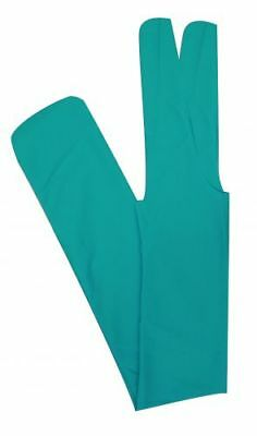 New Showman Stretch Lycra Slip On Tie In Tail Bag Teal Tail Protector