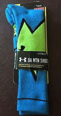 Under Armour BOYS UA MTN SHOCK -Sized YOUTH LARGE - BRAND NEW !
