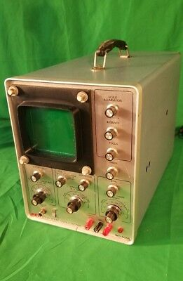 Rca Wo-505A Solid State Oscilloscope Classic Vintage Piece
