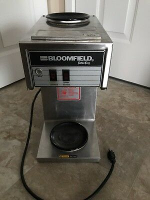 Bloomfield 8543 Koffee King Commercial Pour Over Coffee Brewer Machine 120V Bulk