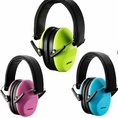 Mpow Kids Ear Muffs Noise Hearing Protector Safety Adjustable Soft Headband