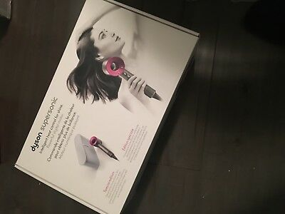 Dyson Official Outlet - Dyson Supersonic™ Hair Dryer - Fuchsia