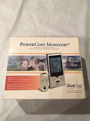 Blue Line Innovations PowerCost Monitor