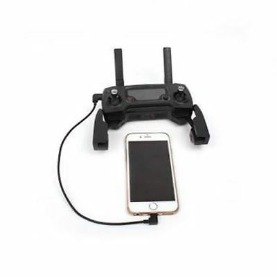 Cable - Micro USB Remote to Lightning Apple iOS Device - for the DJI Spark / DJI