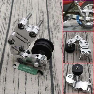 CNC Chain Tensioner Adjuster with Roller for Motorcycle Motocross Enduro FAST