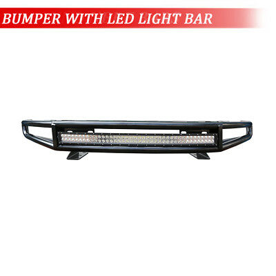 Off road front bumper for 2018 ford raptor with 38 led light bars 2015 2018 ford f 150 model with 38 led light bars off road aloadofball Image collections