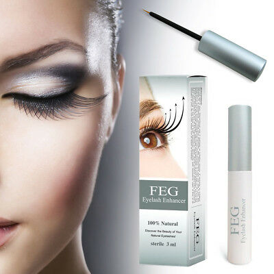 FEG Eyelash Enhancer Wimpernserum Wimpernwachstum Wimpernverlängerung 3ml
