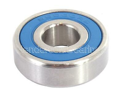 S6206-2RS Stainless Steel Ball Bearing 30x62x16mm