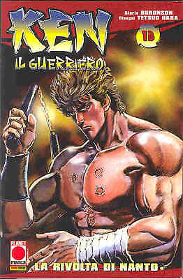 Planet Manga - Ken il Guerriero 13 - Nuovo !!!