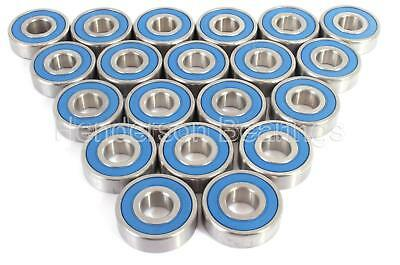 """SR4-2RS 1/4x5/8x0.1968"""" Stainless Steel Ball Bearing (Pack of 250)"""
