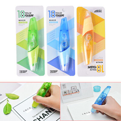 4.2mm*12m Roller Correction Tape White Out Office School Student Stationery FP