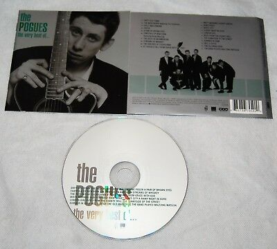 The Pogues - The Very Best Of CD Album 2001