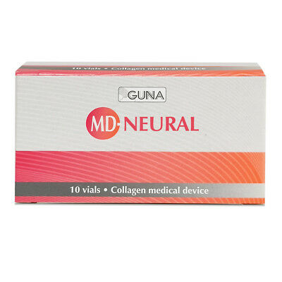 GUNA MD NEURAL Pack of 10 Ampoules of 2ml
