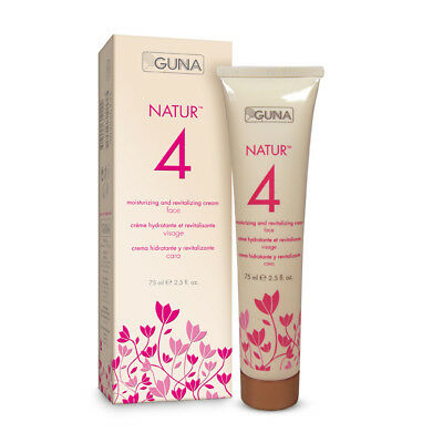 GUNA NATUR 4 - Face & Body Cream 75ml Tube