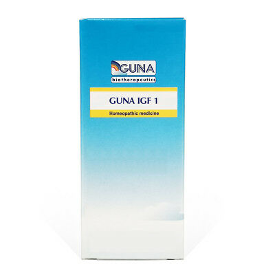 GUNA IGF 1  15CH (Insulin like growth factor) 30ml Drops