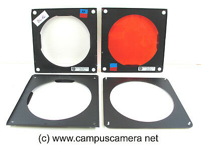 3- Photogenic Clip On Diffuser/Filter Holder for Powermaster Pm10 & 8050ma heads