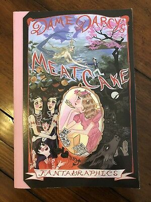 Meat Cake Dame Darcy Fantagraphics