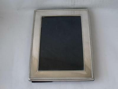 Sterling Silver Picture/ Photo Frame 2005/ H 16.5 cm