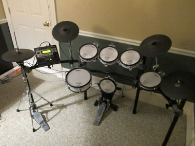 ROLAND TD-12K V-Stage Electronic Drum Kit + Extras!
