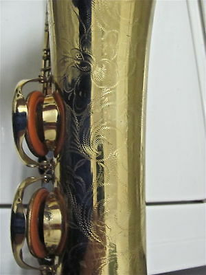 1952 Selmer Sba Tenor (Super Balanced Action) --Punchy And Powerful Sound!
