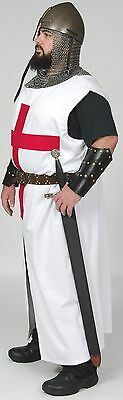 Templar Warrior Crusader Knight Tunic Medieval Latin Cross Knight In Stock New