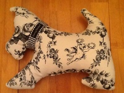 Harry Barker Terrier (dog) Pillow (very cute with beautiful pattern)