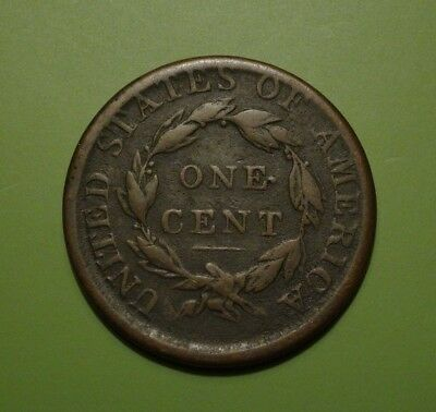 1814 Classic Head Large Cent, Vg  ~  Well-Centered & Great Eye Appeal!