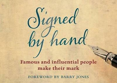NEW Signed by Hand By National Library of Australia Hardcover Free Shipping