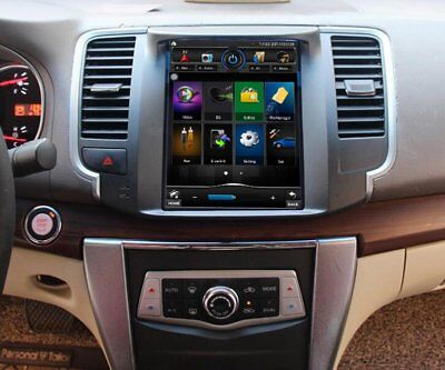 "9.7"" Android Car Radios GPS Navigation Stereo for Nissan Altima Teana 2008-2012"