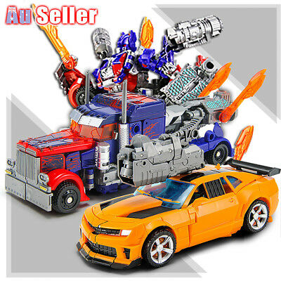Dark of the Moon Transformers Action Figures Robot New Autobots Prime Optimus
