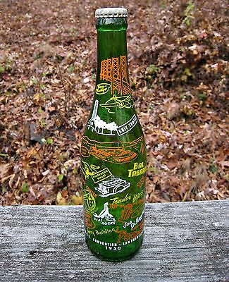 A.B.C.B. Bottle 1950 Convention San Francisco NSDA InterBev Pepsi Coca Cola RARE