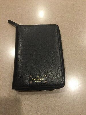 Kate Spade New York Zip Around Personal Organizer Wellesley Agenda NWT