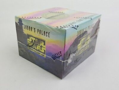 Decipher Star Wars CCG Jabba's Palace Sealed Deck 2000 - Very Rare - Oz Seller