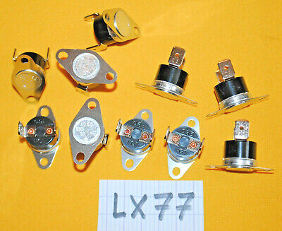 lot de 10 KLIXON NGT 03E  A150 03EN  thermostat - LX77
