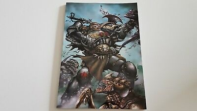 Black Library Lone Wolves Graphic Novel (softback)