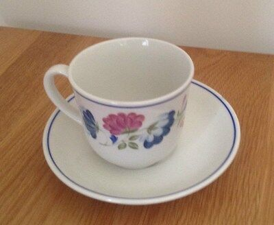 BHS Priory Cup and Saucer