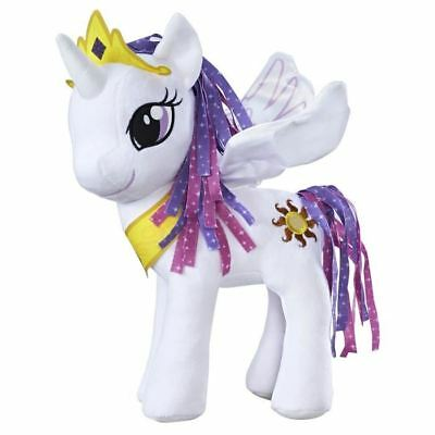 MY LITTLE PONY - Princesse CELESTIA - Peluche Ailée a fonction 30cm
