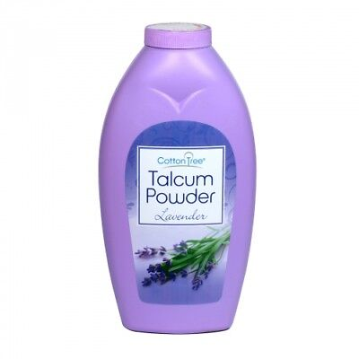 Talcum Powder Lavender Cotton Tree 368g