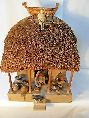 Fantastic Ethnic Display Piece. Cottage For Sale Detached Thatched Roof. Tenants