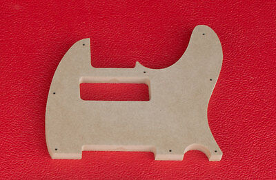 Fender Telecaster Pickguard for P-90 Guitar Router Template - 5 and 8 Hole CNC