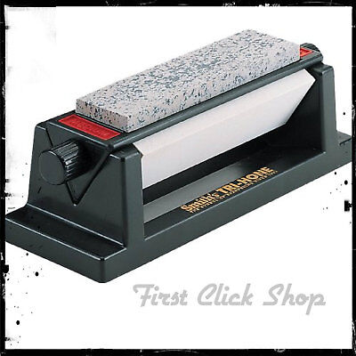 Sharpening Stones System 3 Pieces Rotating Molded Plastic Triangle Rubber Feet