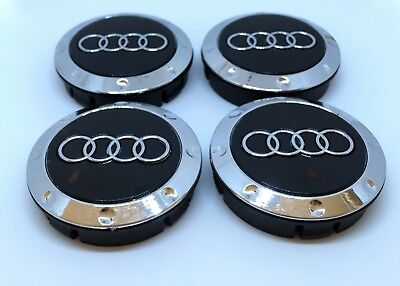 audi nabenkappen nabendeckel felgendeckel relief emblem. Black Bedroom Furniture Sets. Home Design Ideas