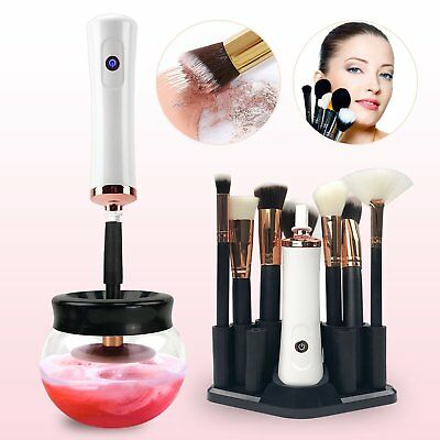 Salking Make Up Brush Cleaning Kit - Professional Electric Instant Automatic