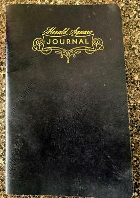 Vintage Account Journal Book Herald Square Woolworths Unused 80 pg New Old Stock
