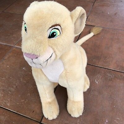 """15"""" Adult Nala Plush Toy From Disney's The Lion King Movie 1994 By Applause"""