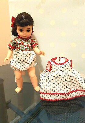 "MADAME ALEXANDER DOLL Wendy Loves... VINTAGE 8"" Limited Edition RARE"
